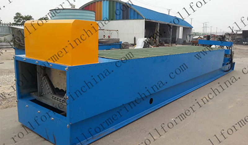 No-Girder Multiple Shape Screw Joint Machine