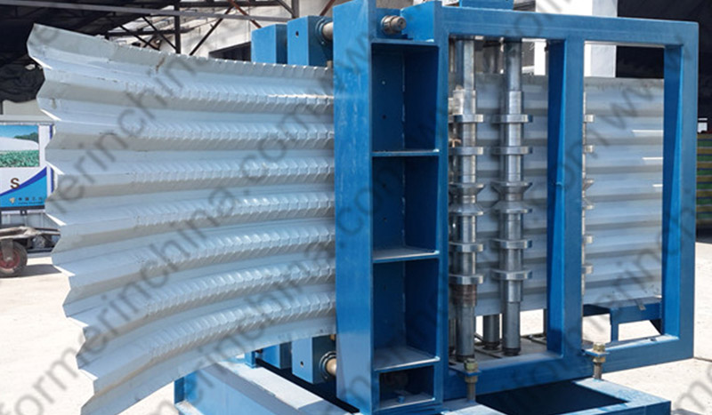 Corrugated Panel Bending Machine